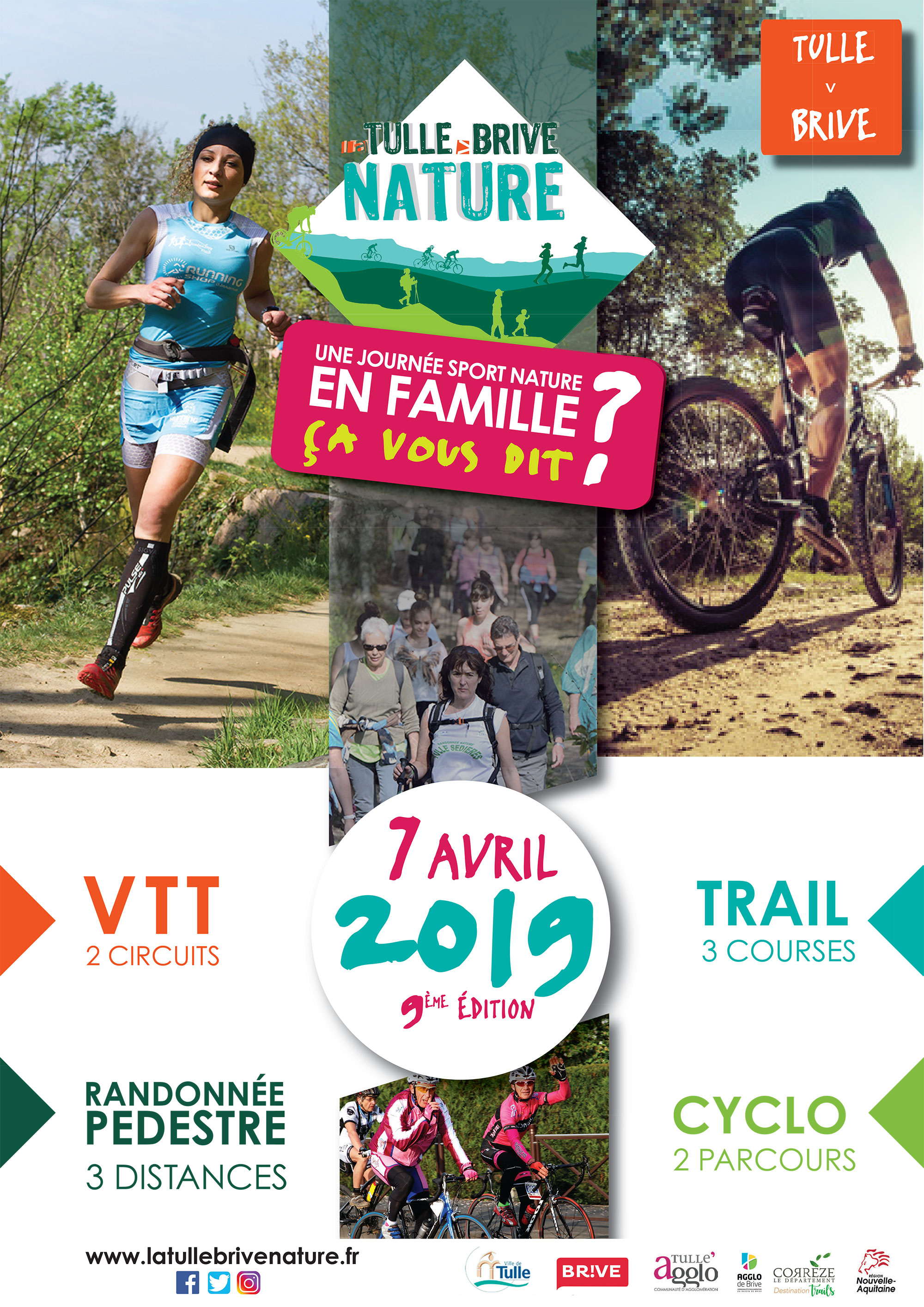 Tulle Brive Nature 2019